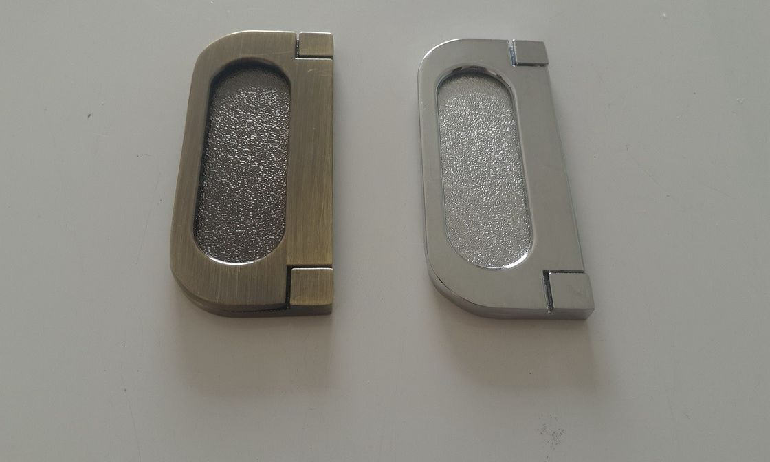 Metal Drawer Pulls And Knobs / Furniture Handles And Pulls Metal Zinc Alloy drawer handle 6010 and 6010L