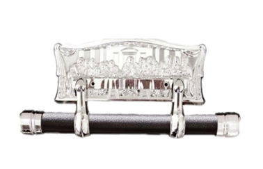 Sliver color casket accessories swing bar set SL007